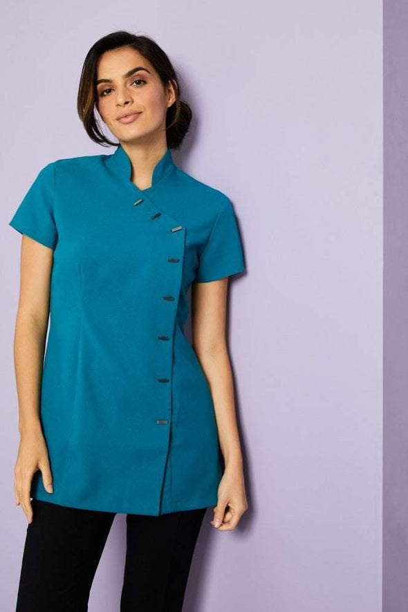 Asymmetrical Tunic Beauty Tunics Simon Jersey Jade 6