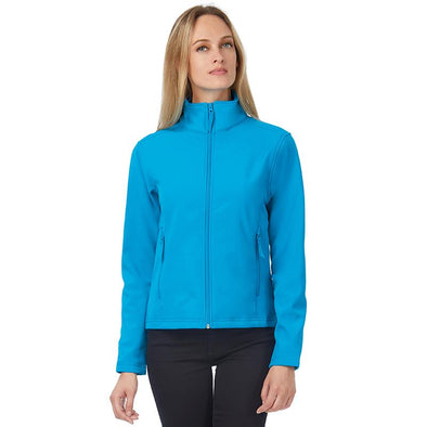B&C ID.701 Womens Softshell Jacket Womens Softshell Jackets B&C