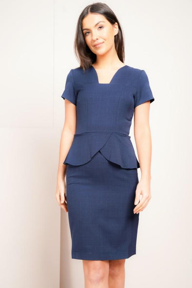 Coco Dress Beauty Dresses La Beeby Navy 6