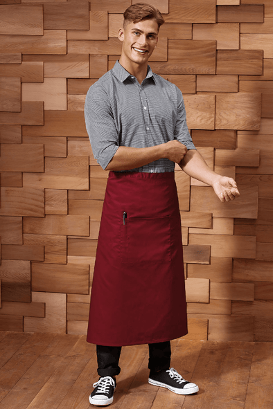Colours Bar Apron Aprons Premier