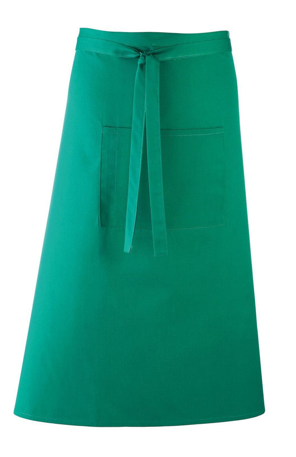 Colours Bar Apron Aprons Premier Emerald