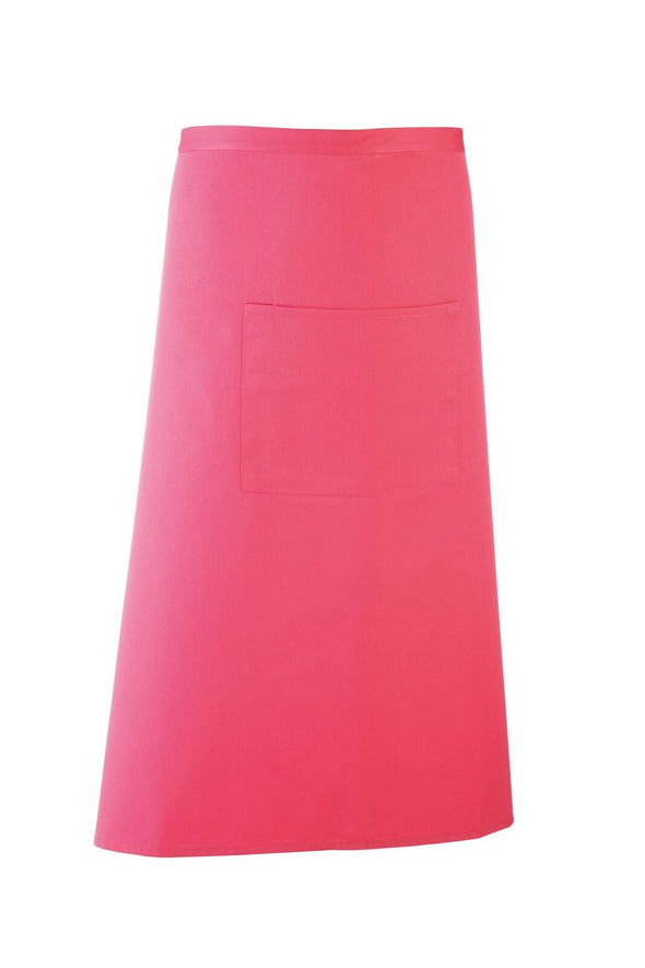 Colours Bar Apron Aprons Premier Fuschia