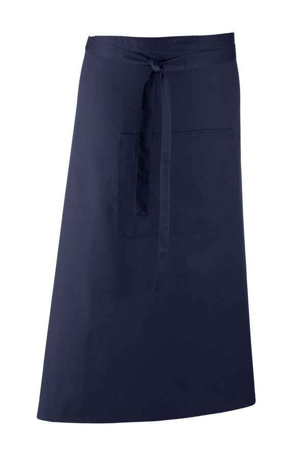 Colours Bar Apron Aprons Premier Navy