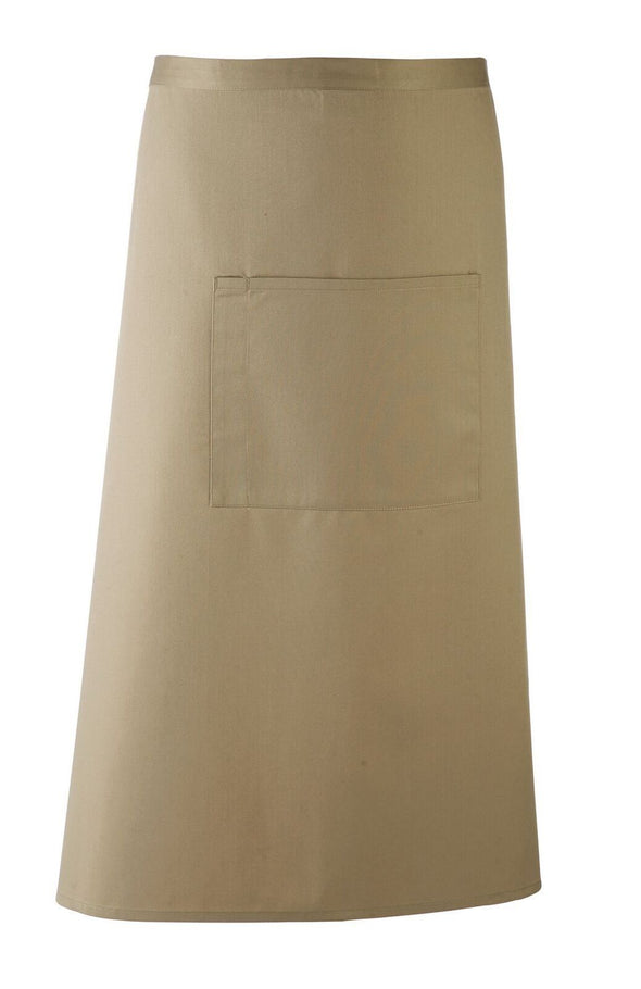 Colours Bar Apron Aprons Premier Olive
