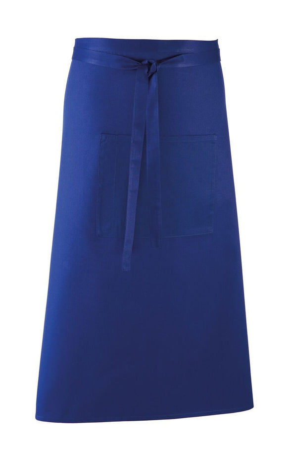 Colours Bar Apron Aprons Premier Royal