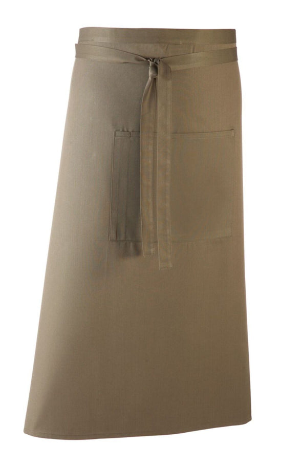 Colours Bar Apron Aprons Premier Sage