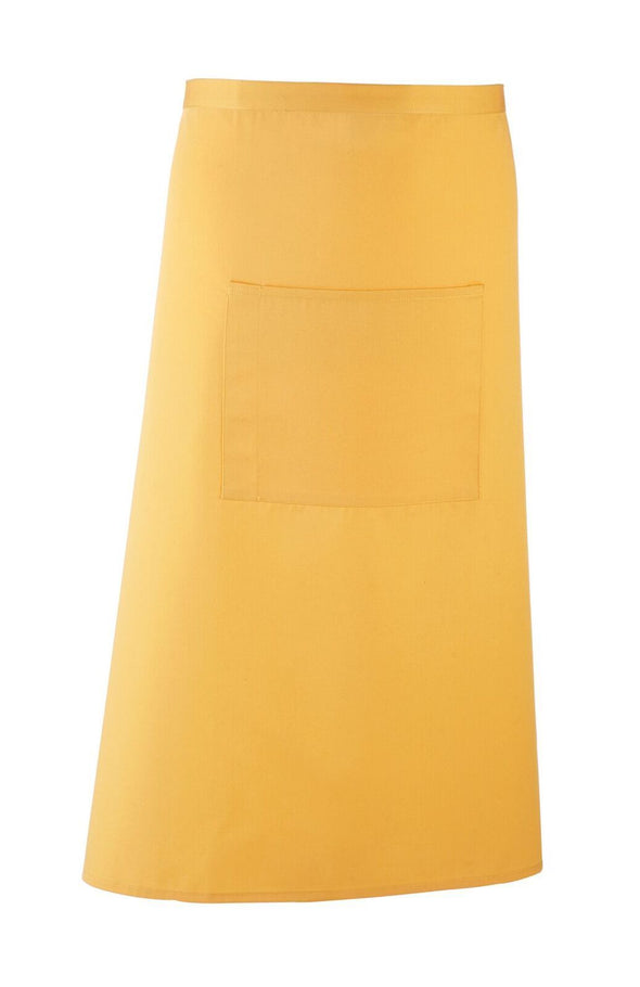 Colours Bar Apron Aprons Premier Sunflower