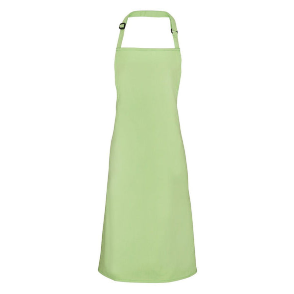 Colours Bib Apron - No pocket Aprons Premier Pistachio