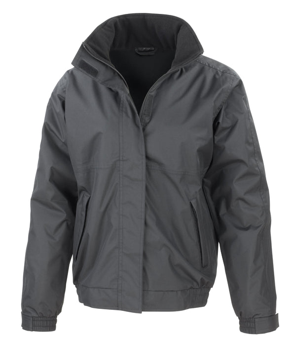 Core Channel Jacket Mens Coats Result Core Black S