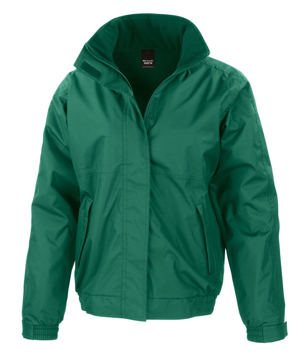 Core Channel Jacket Mens Coats Result Core Bottle Green S