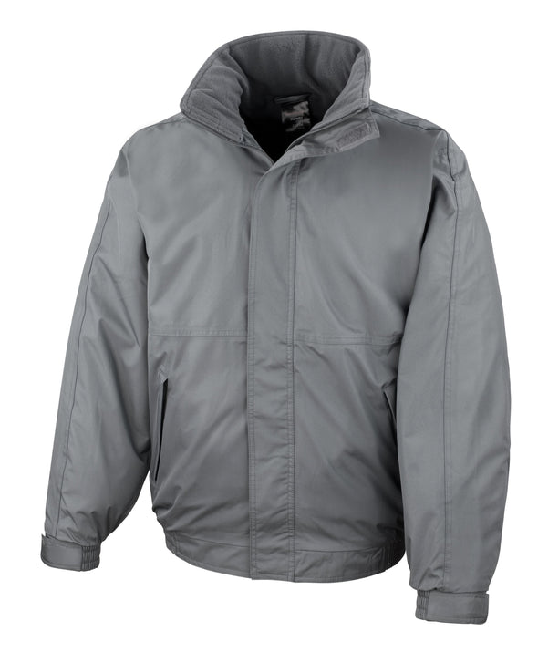 Core Channel Jacket Mens Coats Result Core Grey S