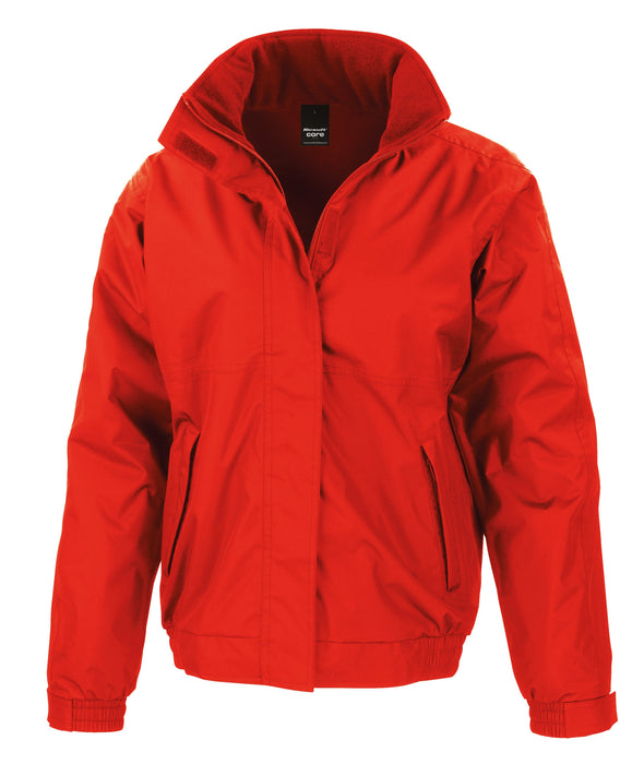 Core Channel Jacket Mens Coats Result Core Red S