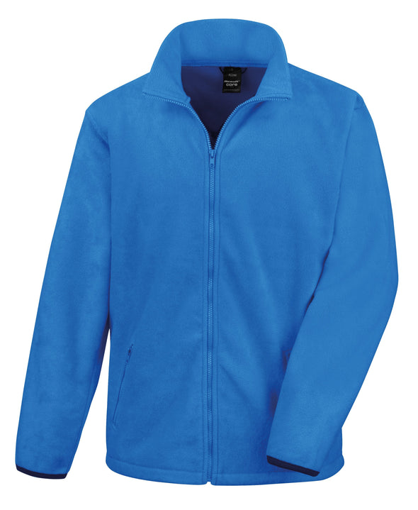 Core Fashion Fit Outdoor Fleece Mens Fleeces Result Core Electric Blue S