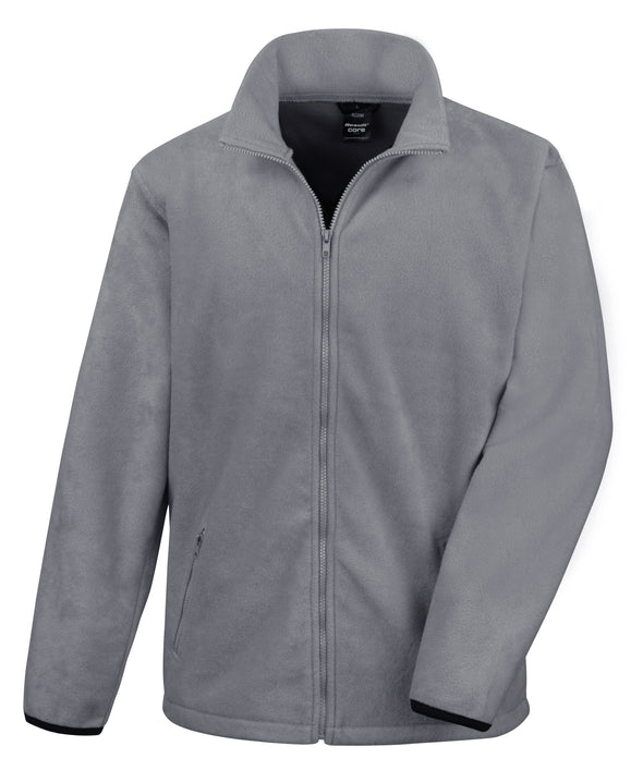 Core Fashion Fit Outdoor Fleece Mens Fleeces Result Core Pure Grey S