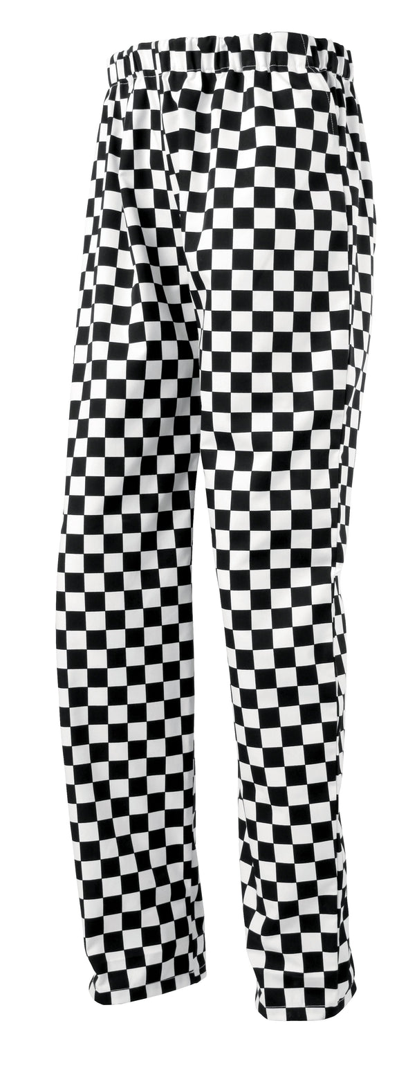 Essential Chefs Trouser Chefs Trousers Premier Black/White Check XS