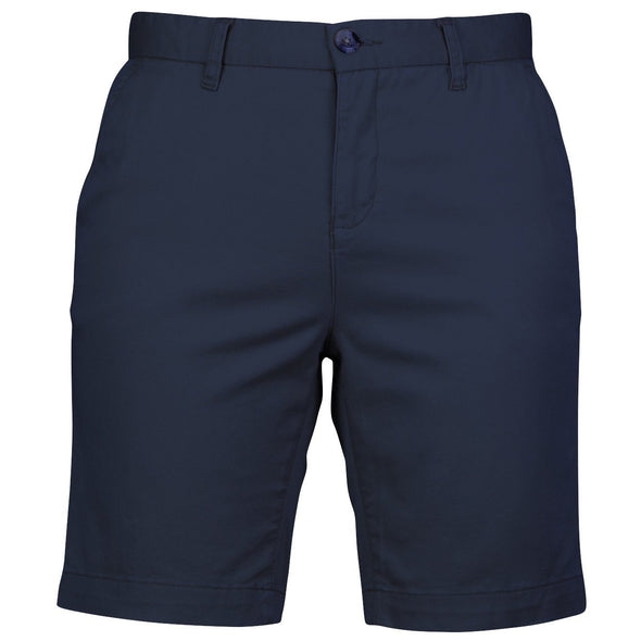 FR606 - Stretch Chino Shorts Womens Chinos Front Row & Co Navy XS
