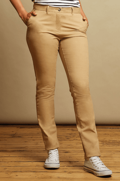 FR622 - Stretch Chinos Womens Chinos Front Row & Co