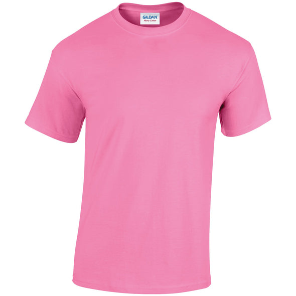 GD005 - Heavy Cotton T-Shirt Mens T-Shirts Gildan Azalea S