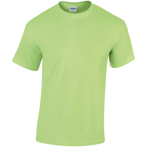 GD005 - Heavy Cotton T-Shirt Mens T-Shirts Gildan Mint S