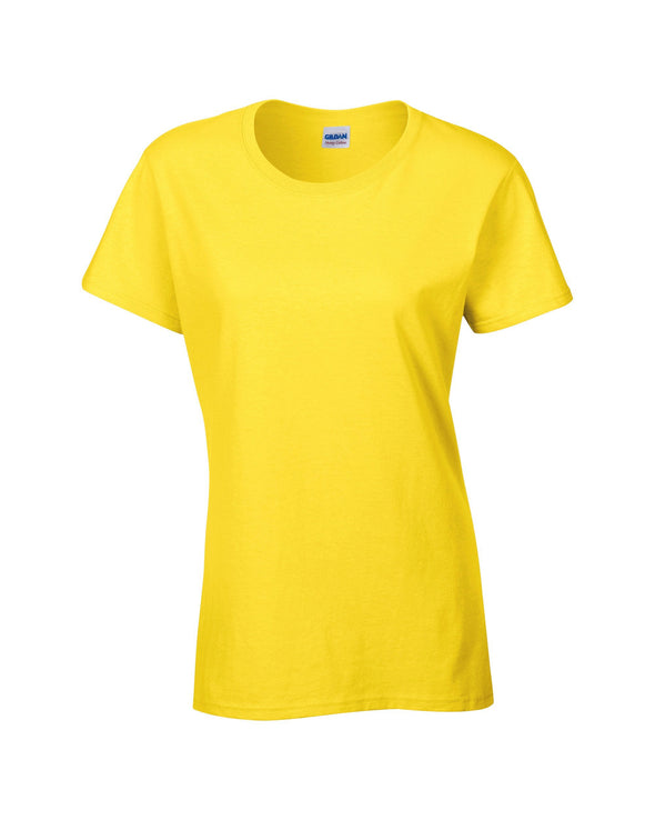 GD006 - Heavy Cotton Womens T-Shirt Womens T-Shirts Gildan Daisy S