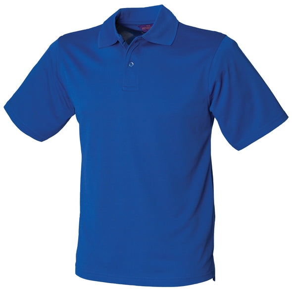 HB475 - Coolplus Polo Mens Polos Henbury Royal XS