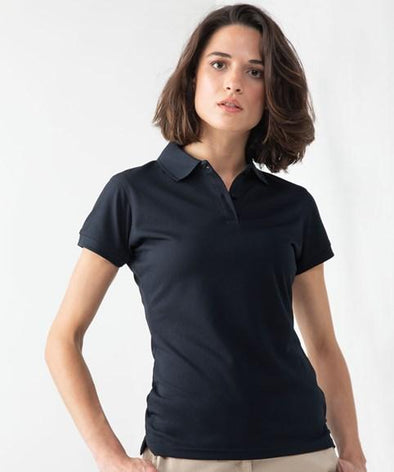 HB476 - Womens Coolplus Polo Womens Polos Henbury