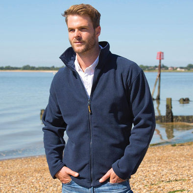 Horizon High Grade Microfleece Jacket Mens Fleeces Result