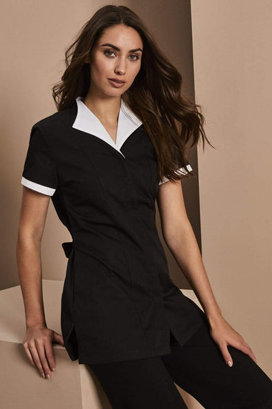 Housekeeping Tunic Housekeeping Simon Jersey Black/White 8