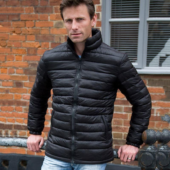 Ice Bird Padded Jacket Mens Coats Result Urban