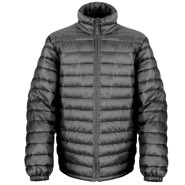 Ice Bird Padded Jacket Mens Coats Result Urban Black S
