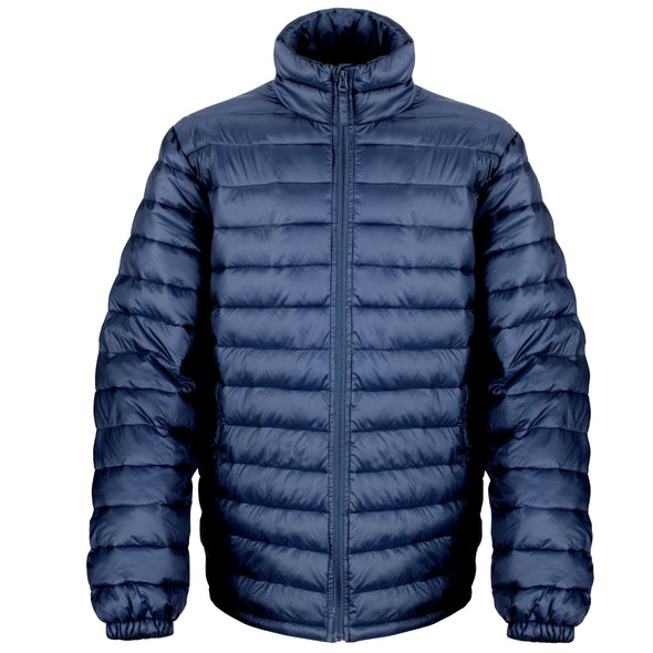 Ice Bird Padded Jacket Mens Coats Result Urban Navy S