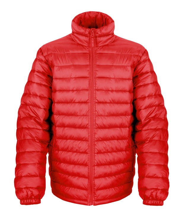 Ice Bird Padded Jacket Mens Coats Result Urban Red S
