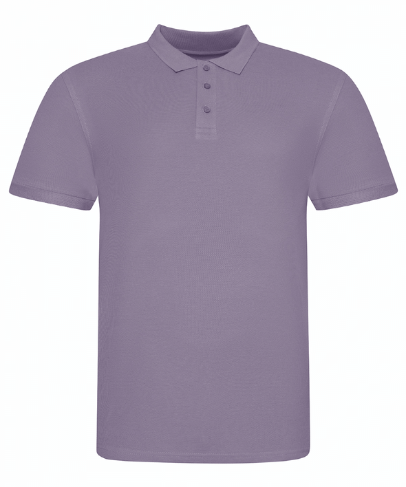 JP100 - The 100 Polo Mens Polos AWDis Just Polos Twilight Purple S