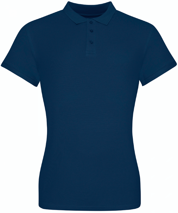 JP10F - The 100 Girlie Polo Womens Polos AWDis Just Polos Ink Blue XS
