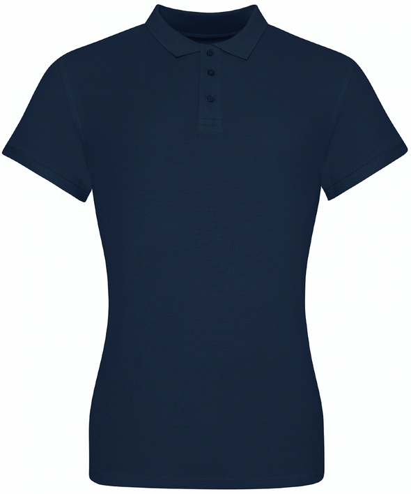 JP10F - The 100 Girlie Polo Womens Polos AWDis Just Polos Oxford Navy XS