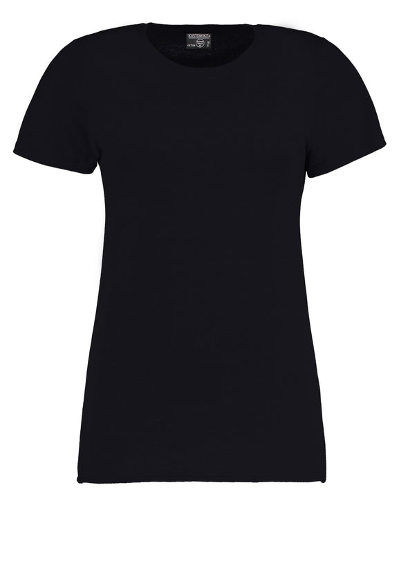 KK754 - Women's Superwash® 60° T-shirt Womens T-Shirts Kustom Kit Navy 8