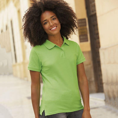 Lady-Fit Premium Polo Womens Polos Fruit of the Loom