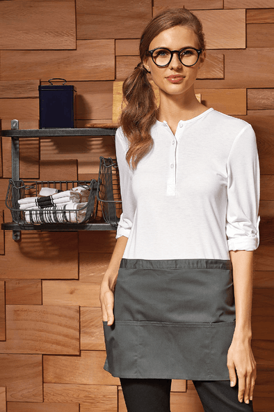 PR155 - Colours 3 Pocket Apron Aprons Premier