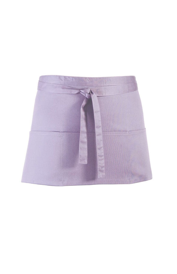 PR155 - Colours 3 Pocket Apron Aprons Premier Lilac