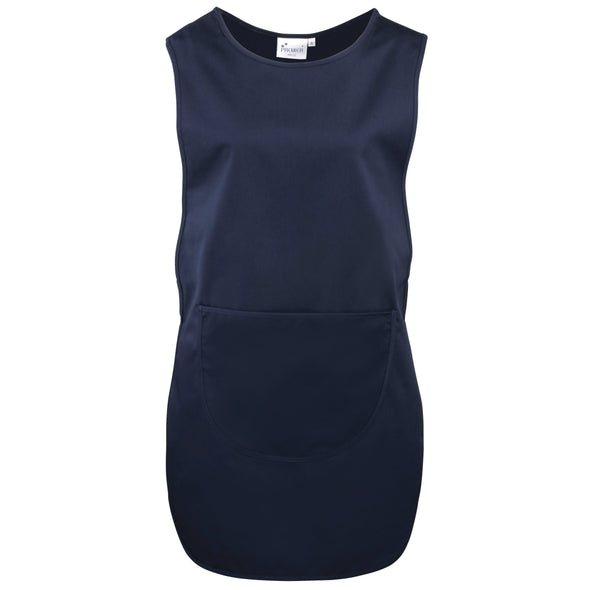 PR172 - Long Length Tabard Tabards Premier Navy S