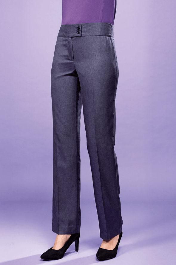 PR536 - Iris Straight Leg Trouser* Salon & Spa Trousers Premier