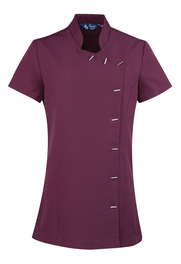 PR682 - Orchid Beauty Tunic Beauty Tunics Premier Aubergine 6