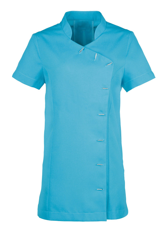 PR682 - Orchid Beauty Tunic Beauty Tunics Premier Turquoise 6