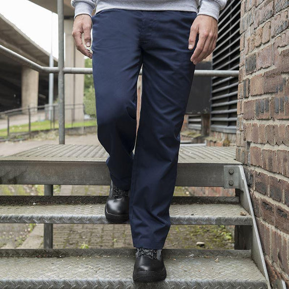 Pro Workwear Trouser Workwear ProRTX Black S Regular