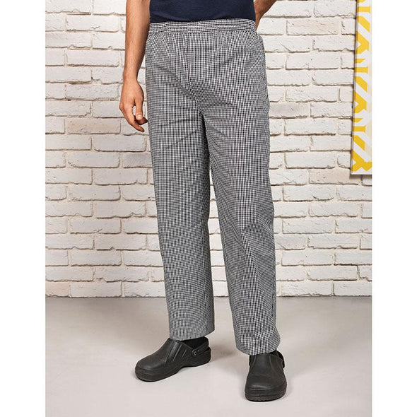 Pull-On Chefs Trouser Chefs Trousers Premier