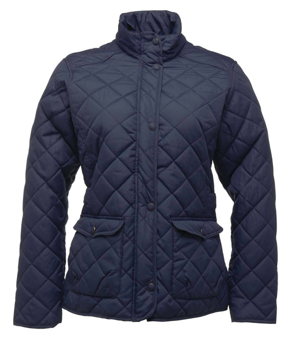 Tarah Jacket Womens Coats Regatta Professional Navy 10