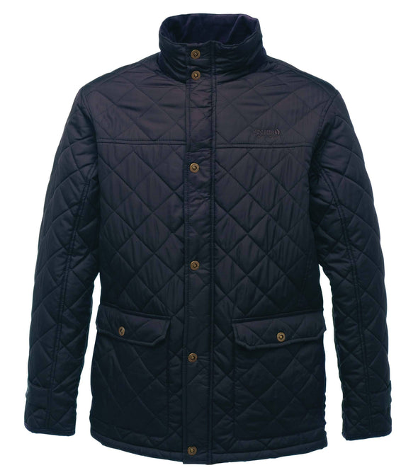 Tyler Jacket Mens Coats Regatta Professional Navy S