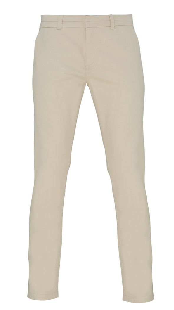 Womens Chinos Womens Chinos Asquith & Fox Khaki 2XS