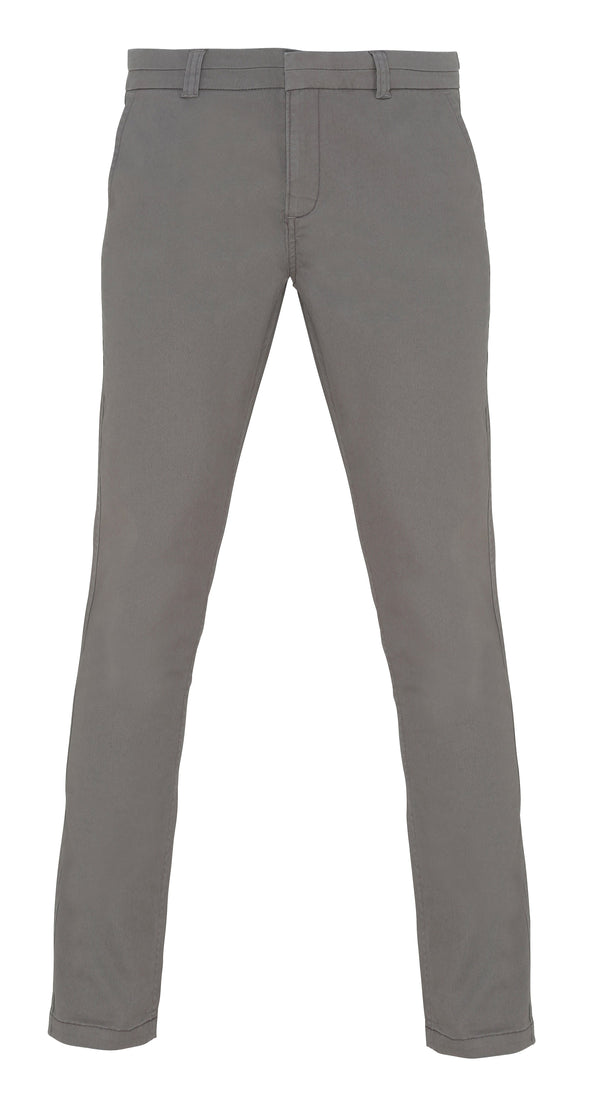 Womens Chinos Womens Chinos Asquith & Fox Slate 2XS