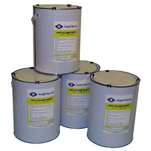 Anti Climb Paint – Security Paint